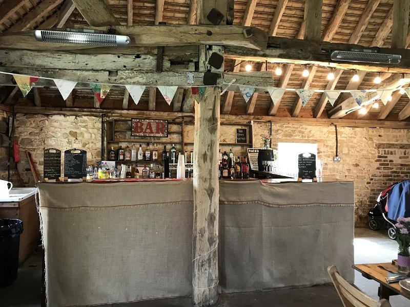 2019 Barn Bar