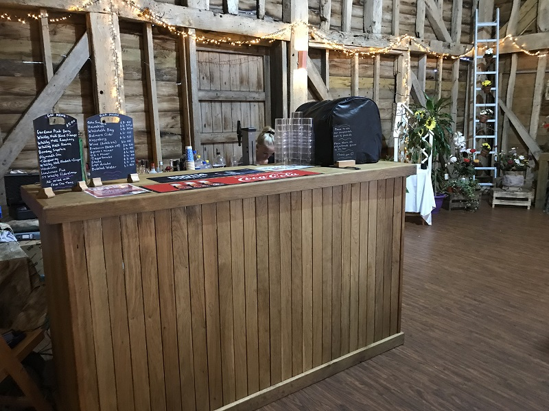 Strong Rustic Bar