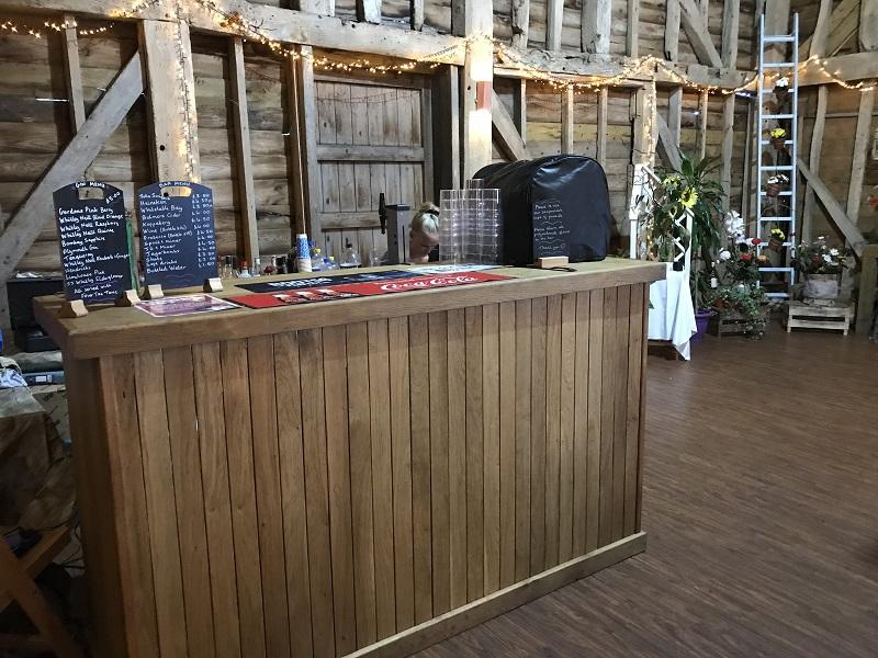 Strong Rustic Bar