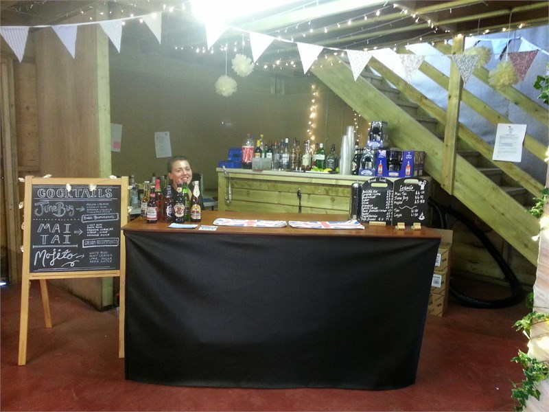 Mobile Bar 4 Events Wedding Party Bar